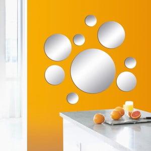 Zrkadlová samolepka Sparkling Bubbles