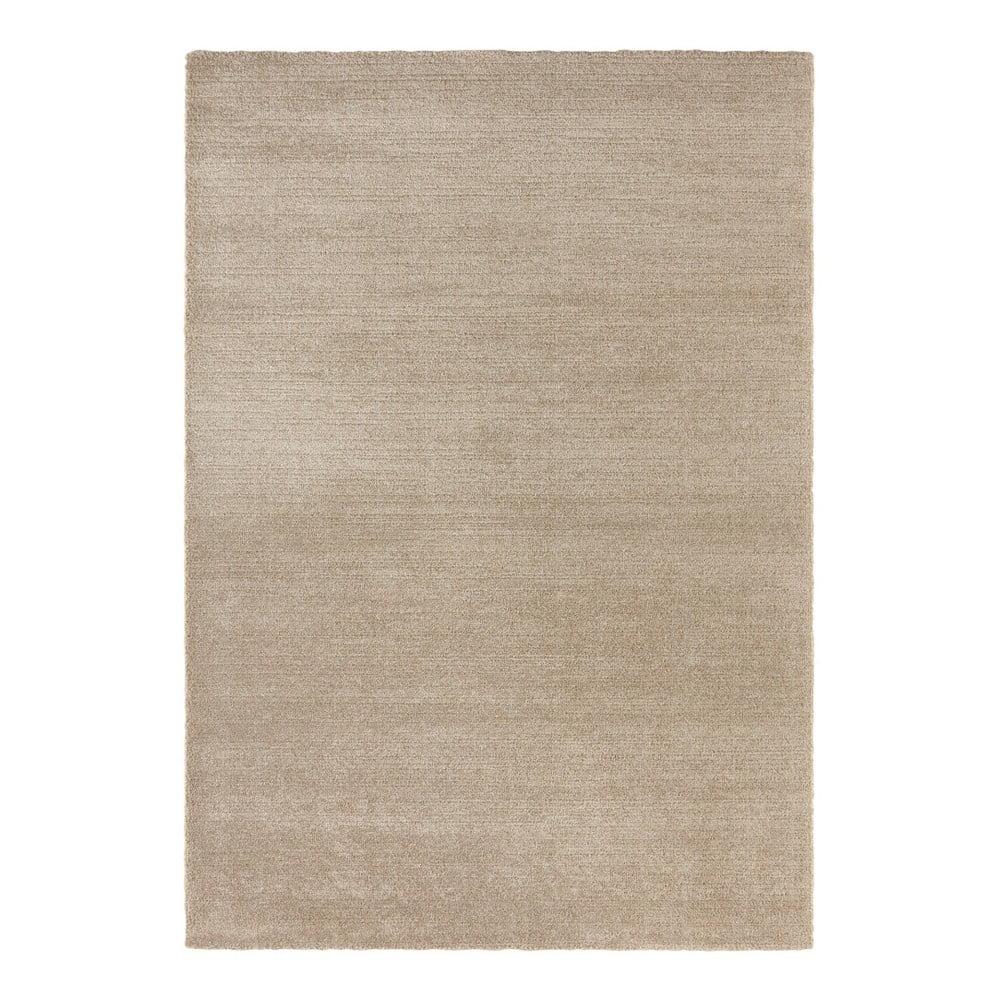 Hnedobéžový koberec Elle Decor Glow Loos, 80 x 150 cm