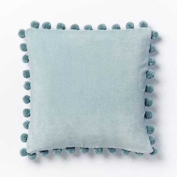 Obliečka na vankúš Ashti Blue, 45x45 cm