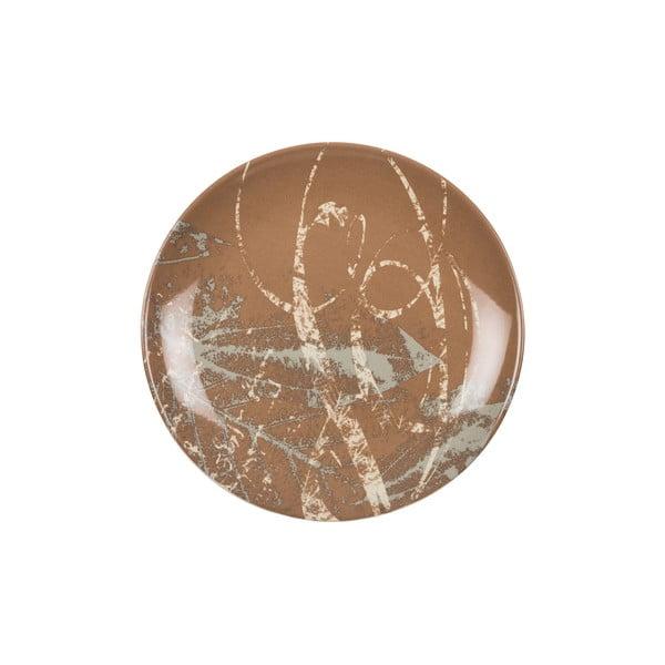 Sada 18 ks keramických tanierov Poetry