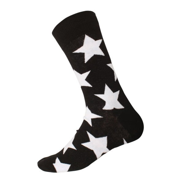 Ponožky Star Black, veľkosť 40-44