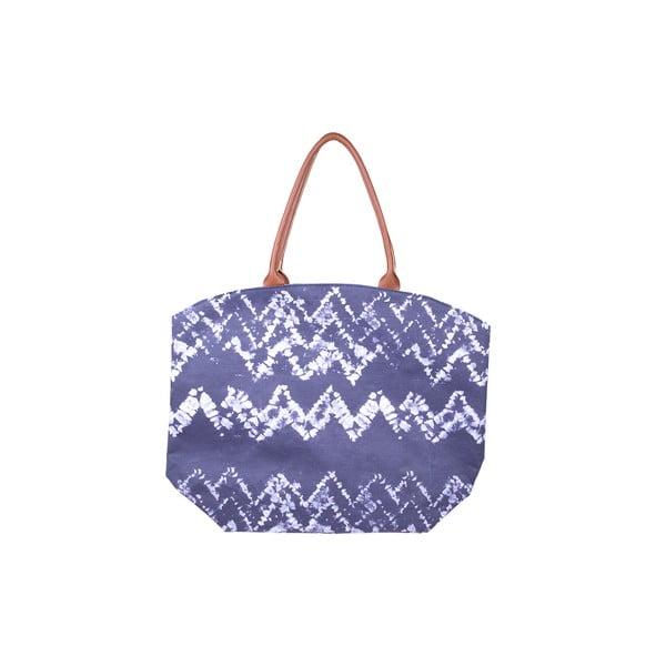 Modrá plátená taška Tri-Coastal Design Aztec