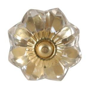 Sklenená úchytka Antic Line Glass