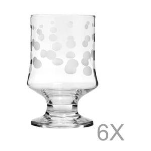Sada 6 pohárov Mezzo Aria, 310 ml