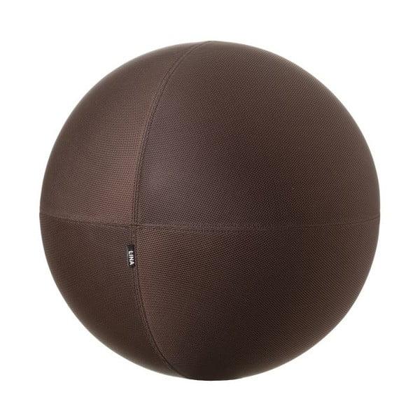 Sedacia lopta Ball Single Coffee Bean, 55 cm