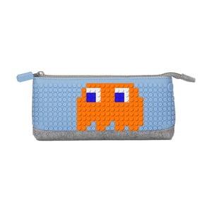 Pixelový perečník, grey/blue