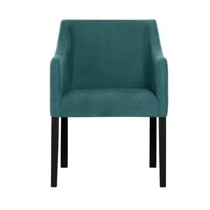 Tyrkysová stolička Guy Laroche Illusion