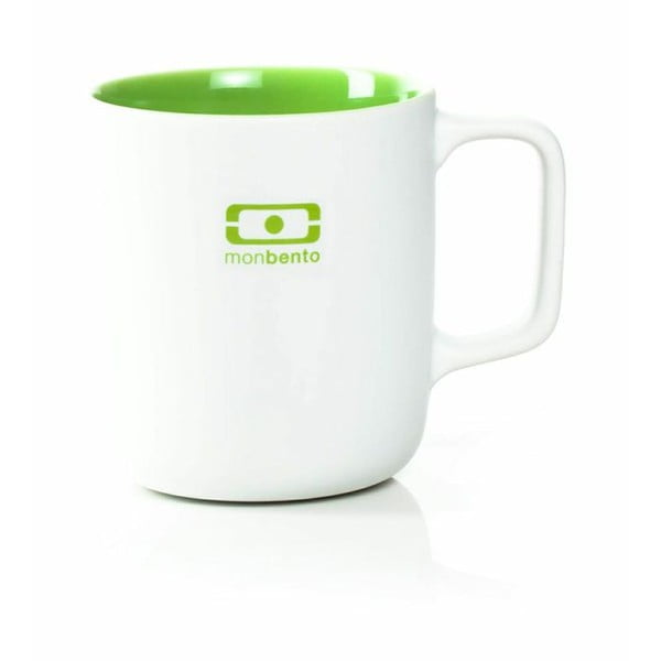 Porcelánový hrnček Mug Green