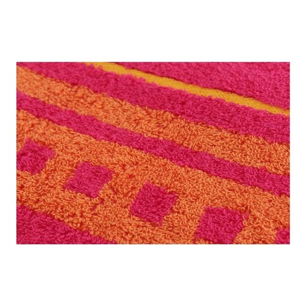 Set 2 osušiek Pinky, 70x140 cm