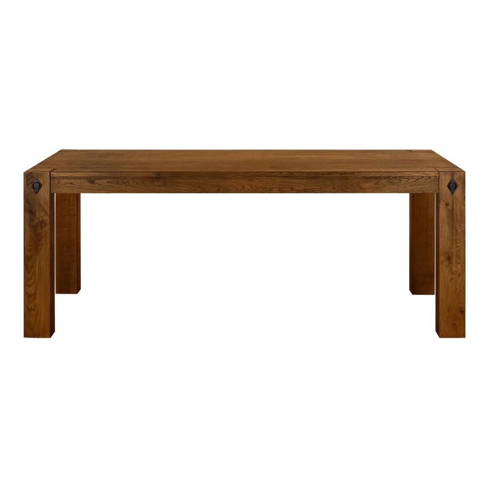 Drevený jedálenský stôl Artemob Edward