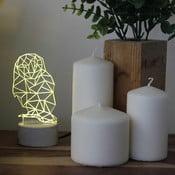 Náladové svetlo Owl