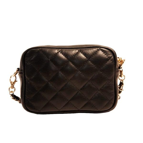 Kožená kabelka Andrea Cardone 2015 Black