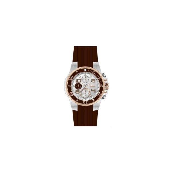 Pánske hodinky Slazenger Brown-White