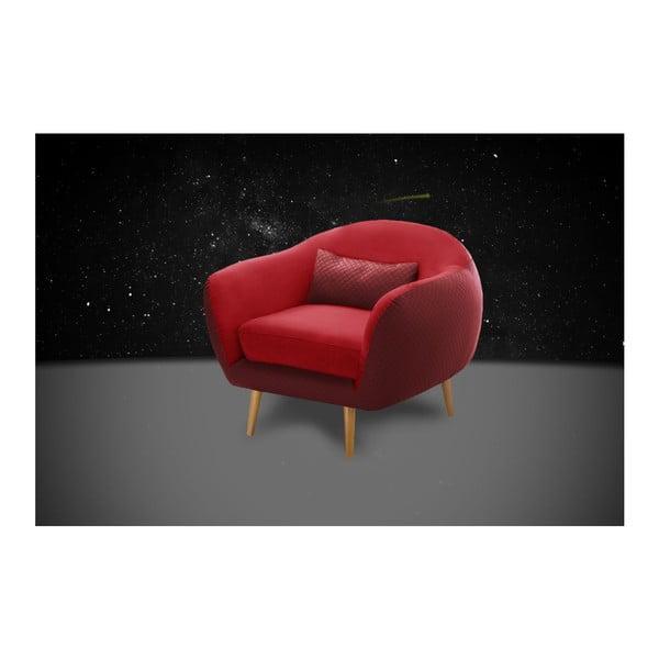 Kreslo Meteore Red/Red