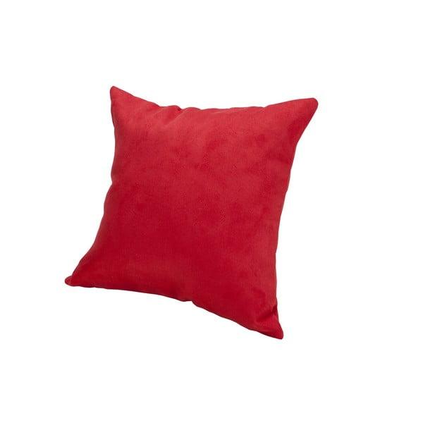 Vankúš z mikrovlákna Pillow 40x40 cm, jahoda