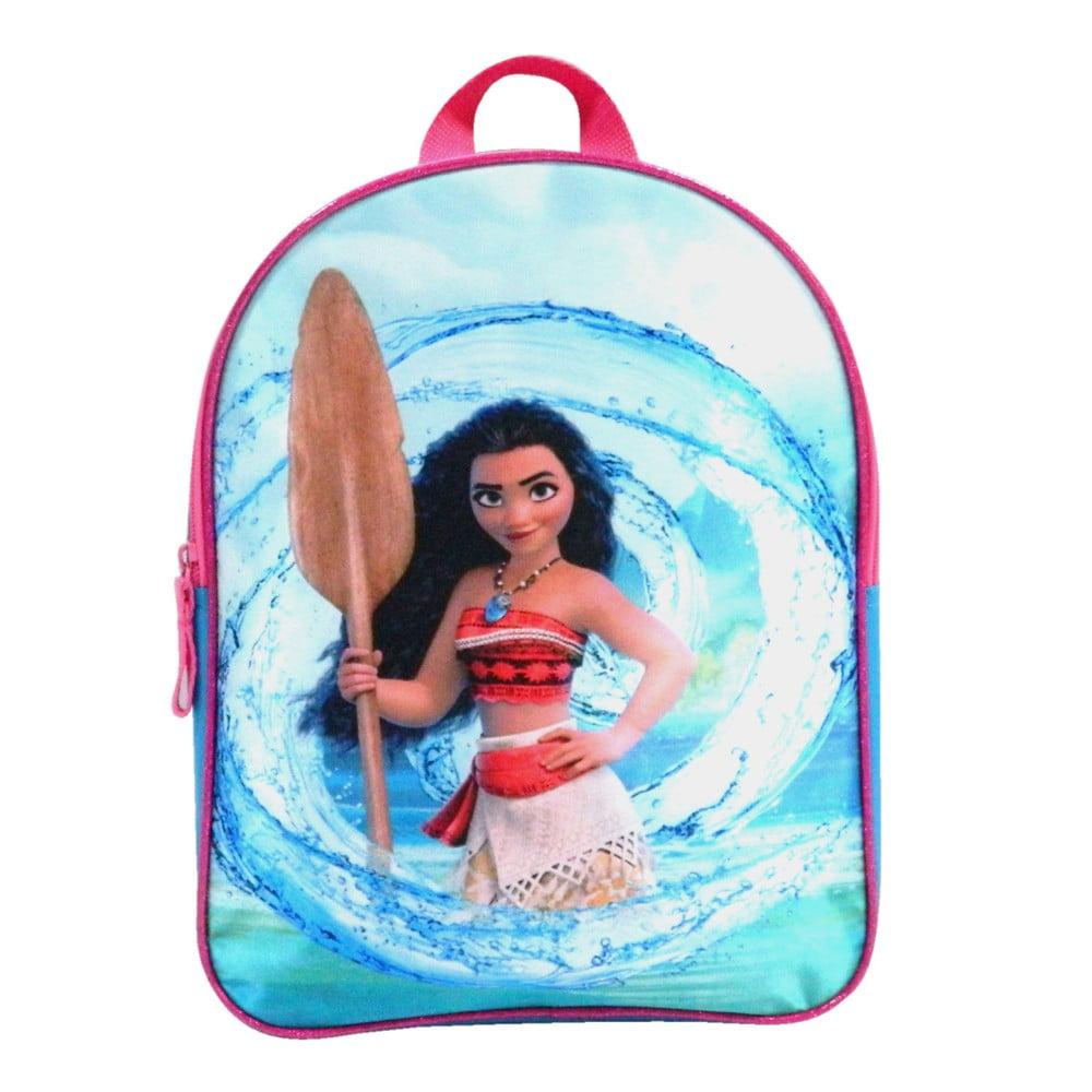 Modrý školský batoh Bagtrotter Vaiana