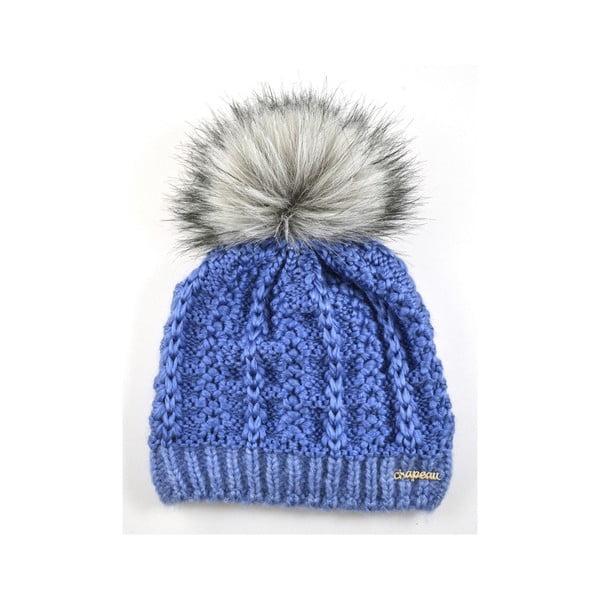 Dámska čiapka Perlik Blue
