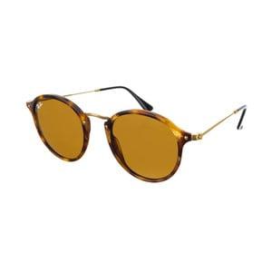 Slnečné okuliare Ray-Ban Round Flex Havana