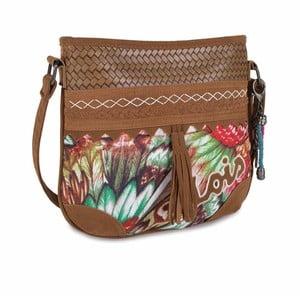 Farebná kabelka Lois, 26 x 25 cm
