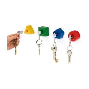 Farebný vešiak na kľúče J-Me Shape