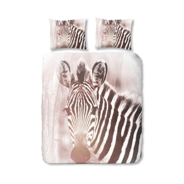 Bavlnené obliečky Muller Textiels Zebra, 240 x 200 cm