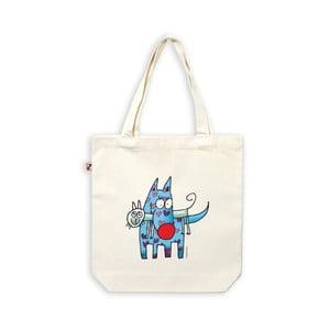 Plátenná taška Mačka a pes