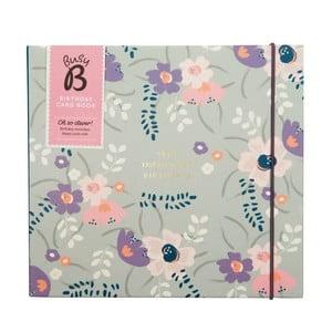 Narodeninový organizér Busy B Floral