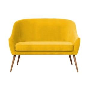 Sofa Herman Yellow