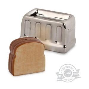 Set soľničky a koreničky Balvi Toaster
