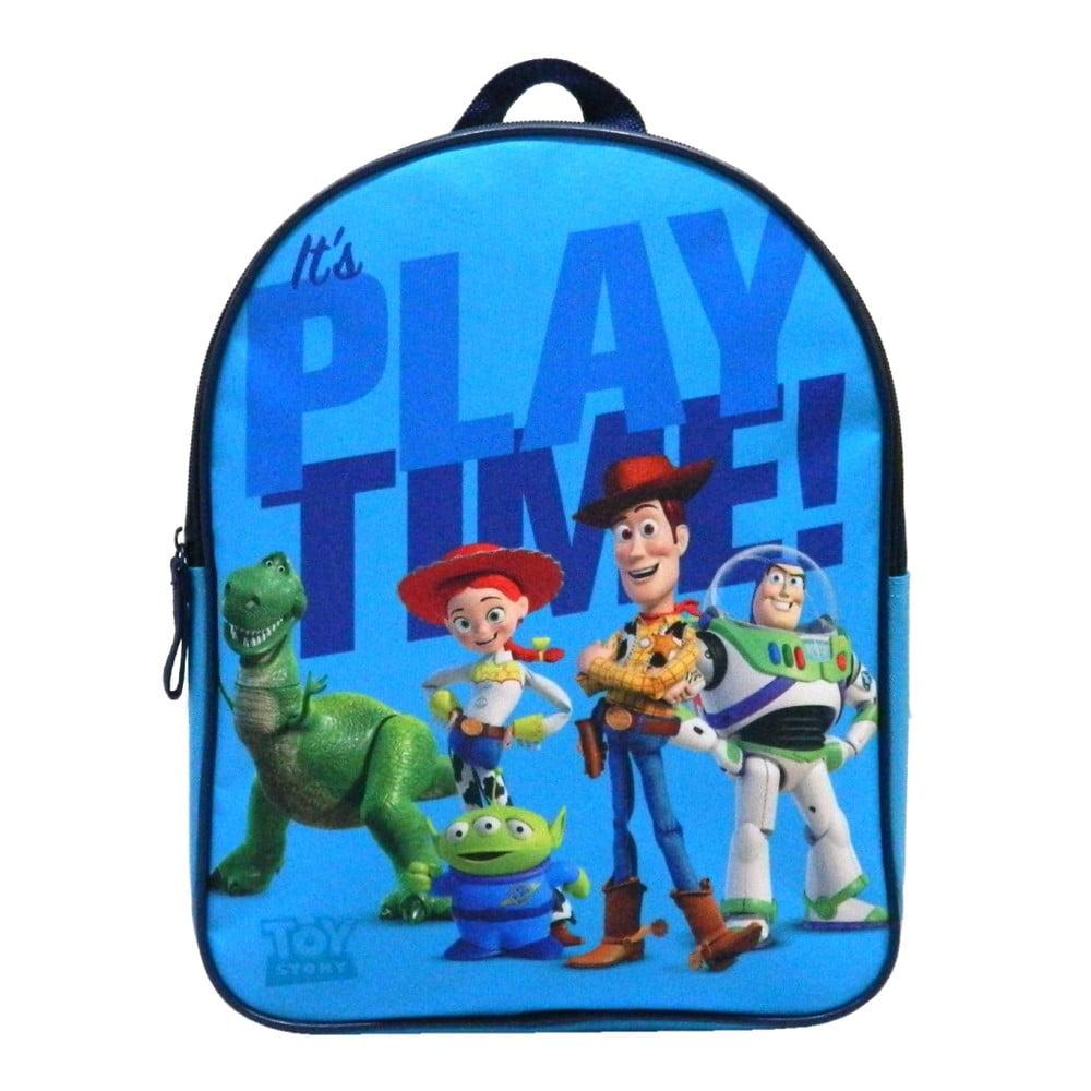 Modrý školský batoh Bagtrotter Toy Story