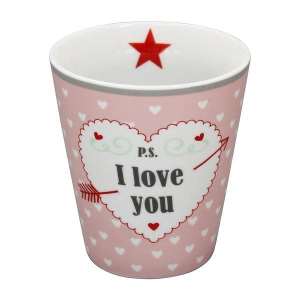 Hrnček Krasilnikoff PS I Love You
