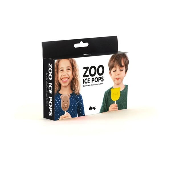 Formička na nanuky Zoo Icepops Wild