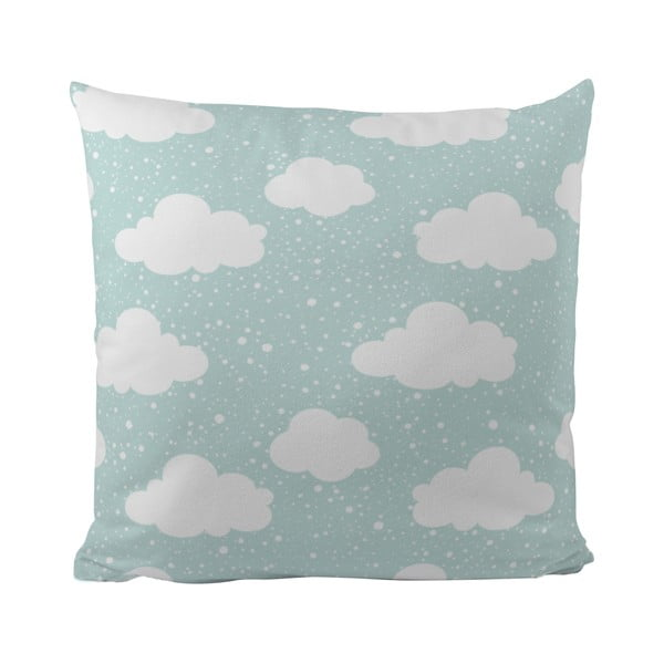 Vankúš Sleepy Clouds, 50x50 cm