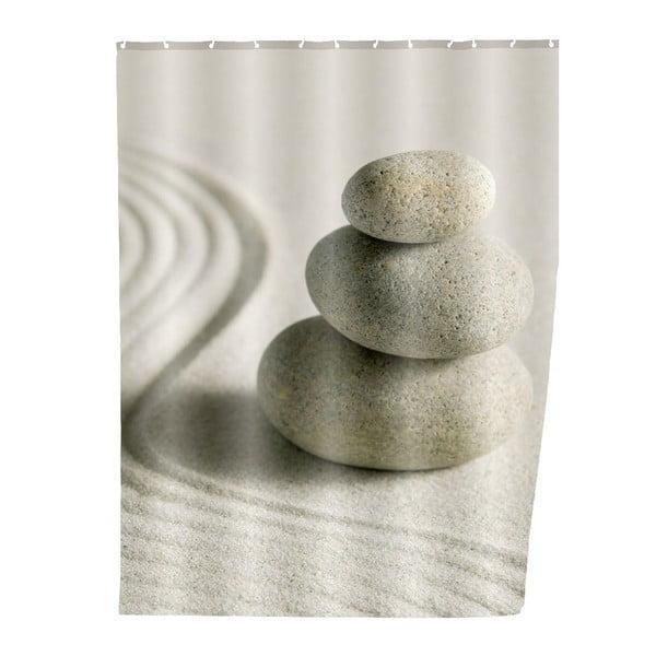 Záves do sprchy Sand and Stone