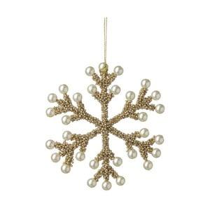 Závesná dekorácia Parlane Snowflake