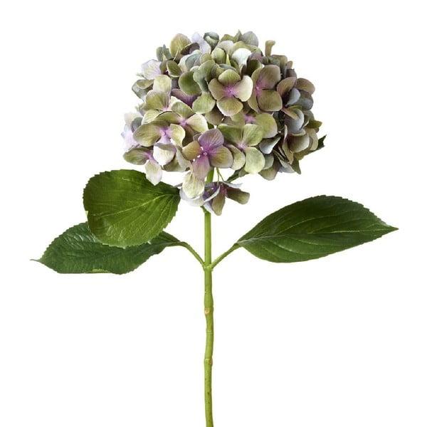 Umelá kvetina Hydrangea Blue