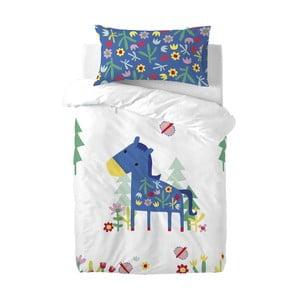 Detské bavlnené obliečky Moshi Moshi Little Horse, 100 x 120 cm