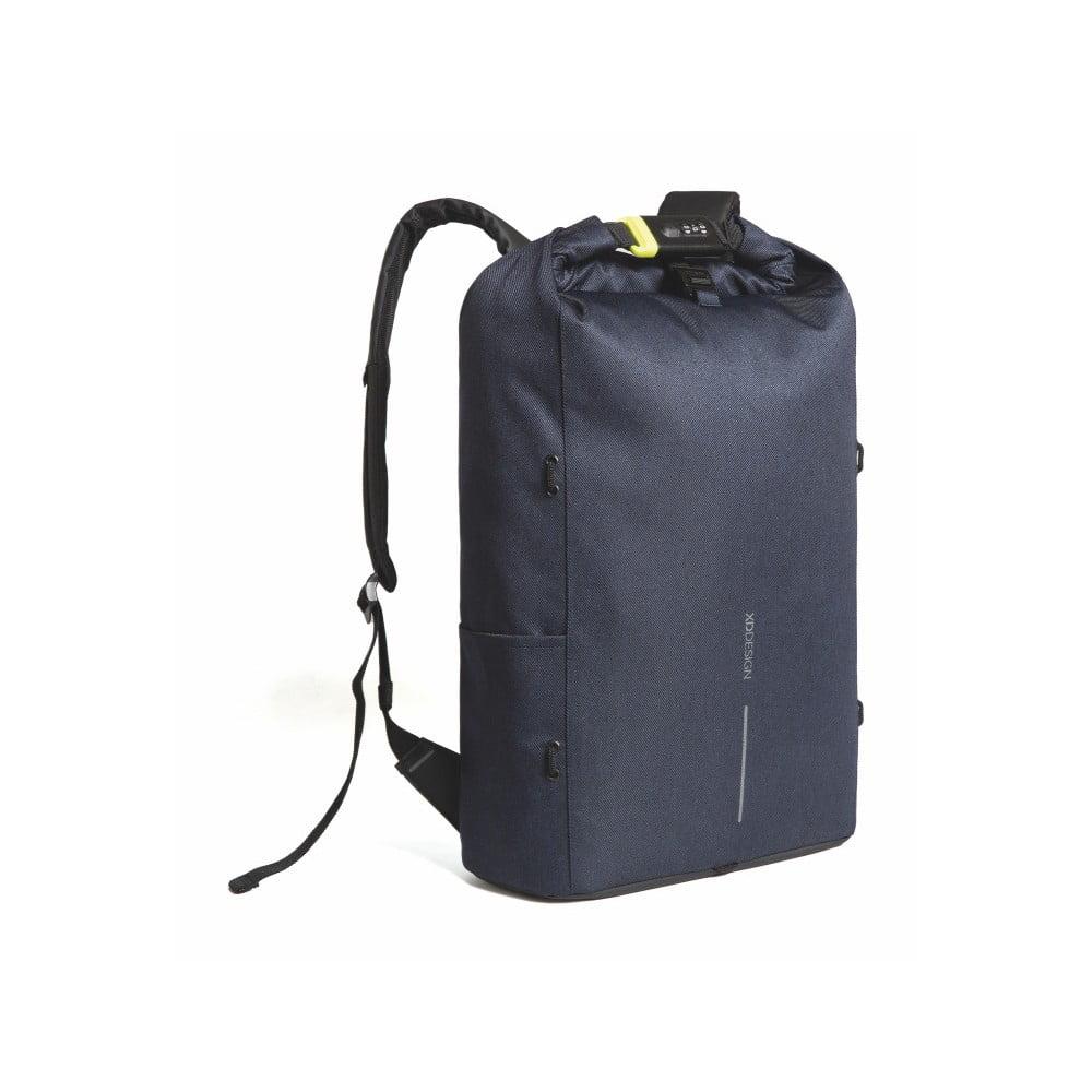Modrý bezpečnostný batoh XD Design Urban Lite