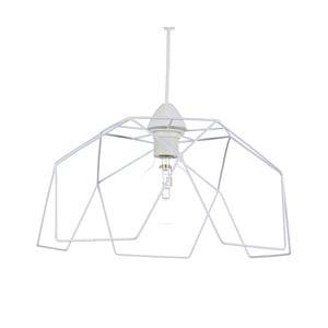 Biele stropné svietidlo Creative Lightings Naked Light Quatro