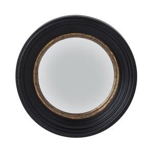 Zrkadlo Kare Design Convex Schwartz, Ø52cm
