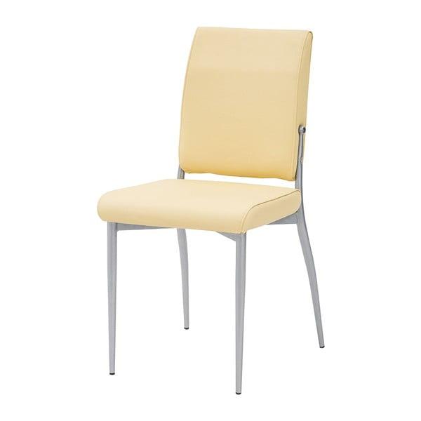 Jedálenská stolička Trilly, béžová
