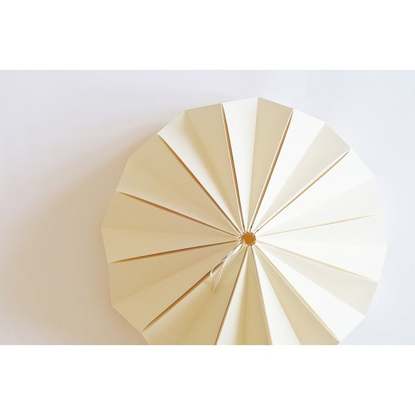 Origamica luster Blossom Light Vanilla Beige