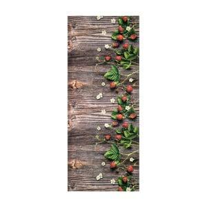 Vysokoodolný koberec Webtappeti Fragoline, 58 x 80 cm