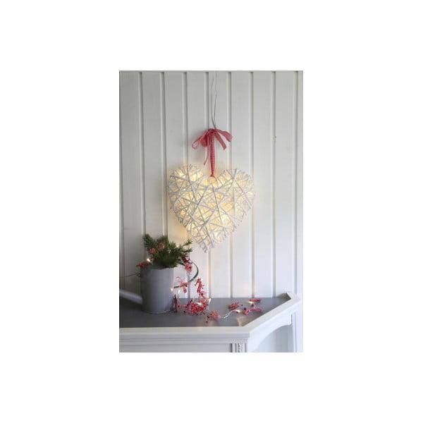 Svietiaca reťaz Best Season Crayfish Reindeer, 8 svetielok