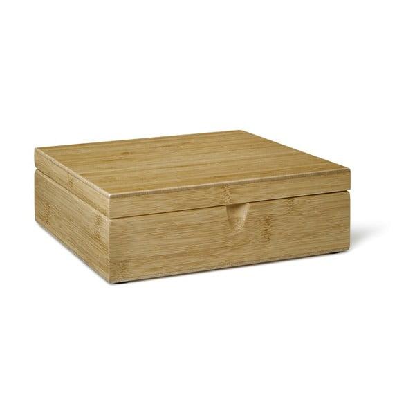 Bambusová krabička na čaj so 6 priehradkami Bredemeijer Bamboo