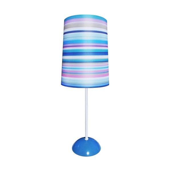 Stolová lampa Duke, modrá