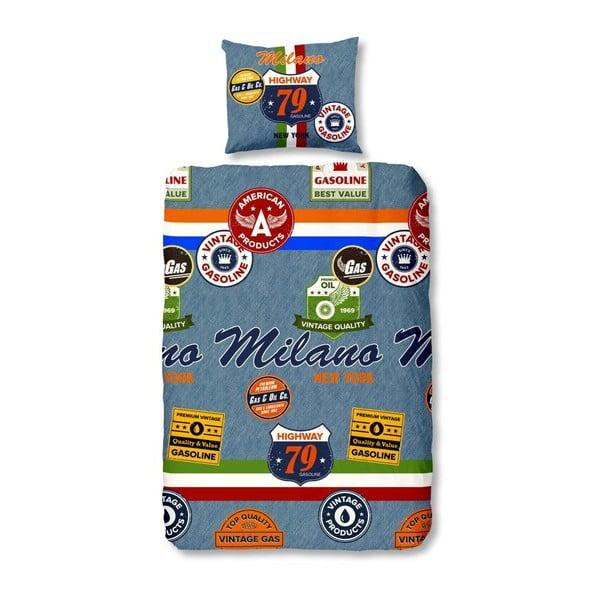 Detské obliečky Muller Textiel Milano Drive, 140x200 cm