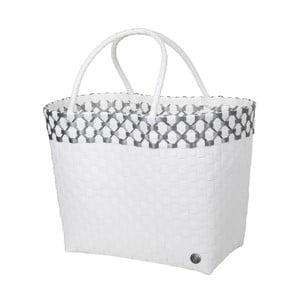Taška Sofia Shopper White/Silver