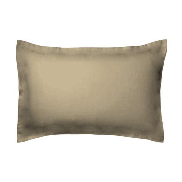 Obliečka na vankúš Liso Taupe, 70x90 cm