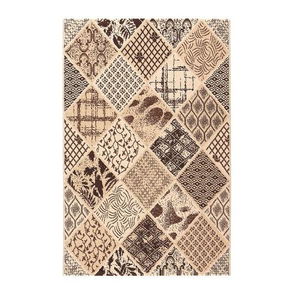 Vlnený koberec Coimbra 183 Marron, 120x180 cm